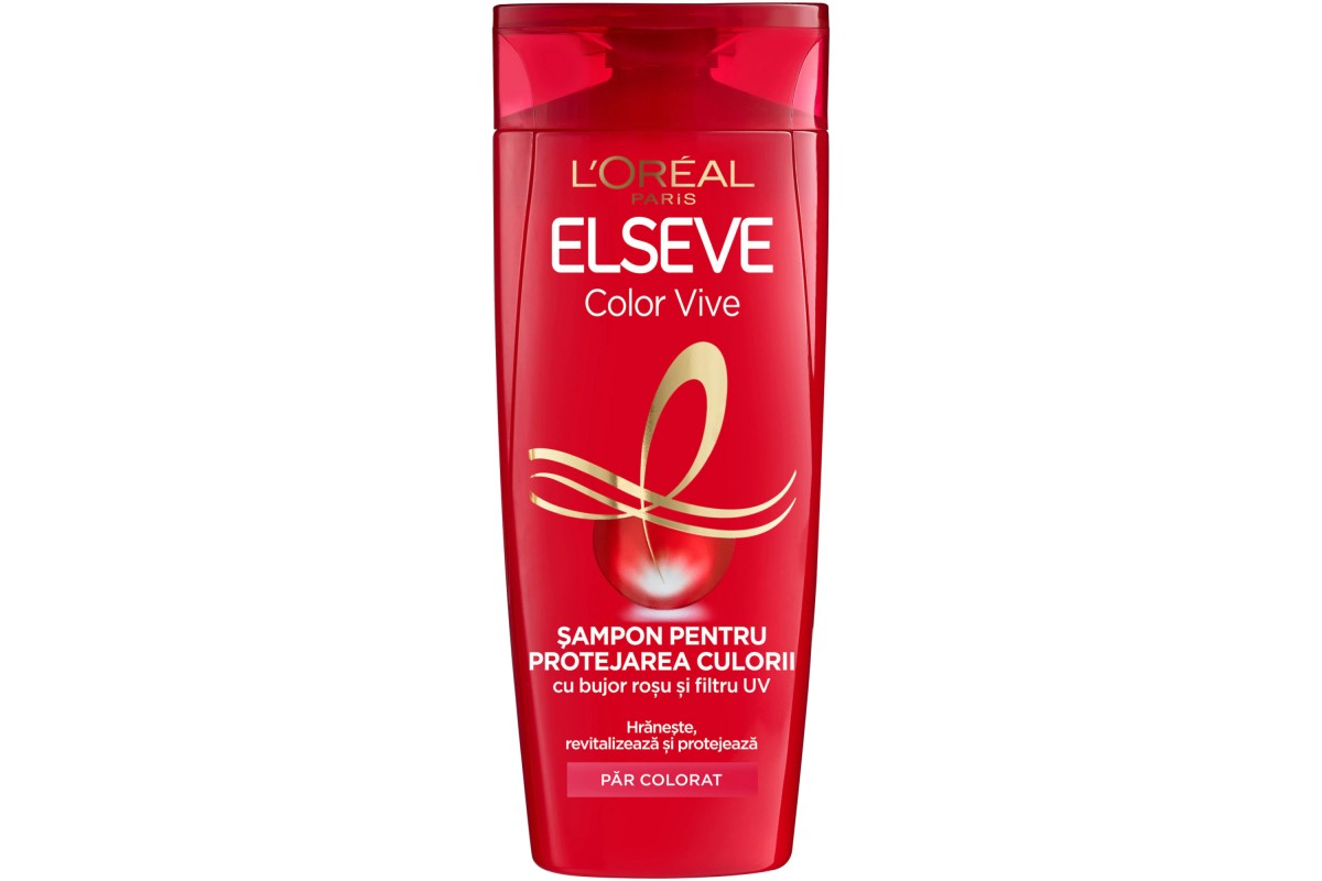 L'OREAL ELSEVE COLOR VIVE Шампоан, 700мл.