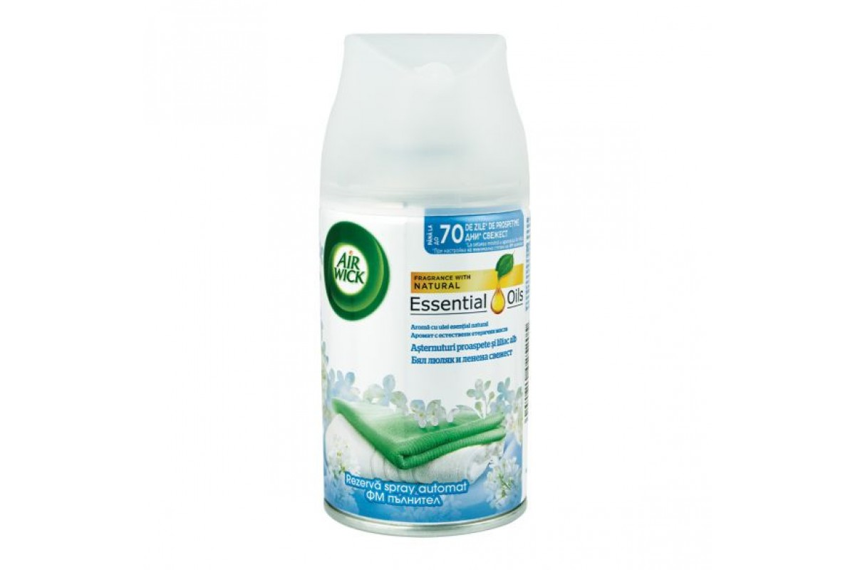 AIR WICK FRESHMATIC PURE Пълнител, 250 мл.